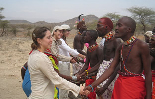 Samburu People.